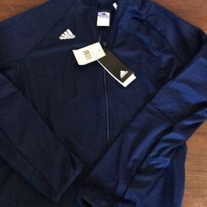 Other - Adidas Climalite Large ZIP UP NWT